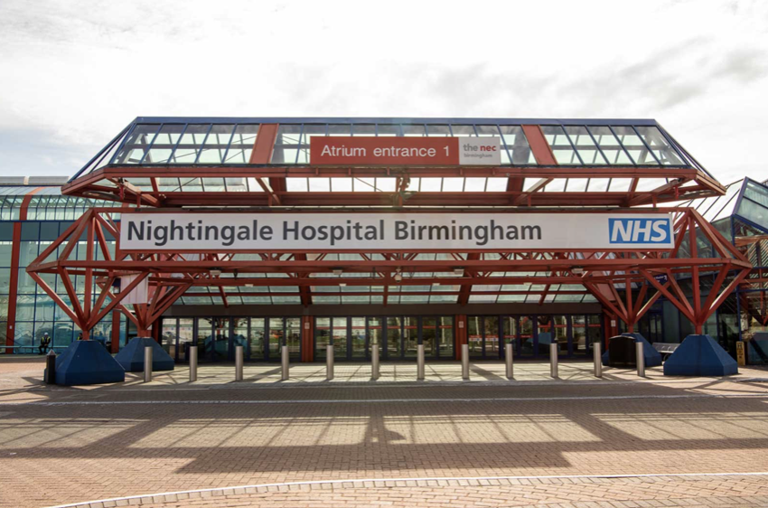 Nightingale Hospital NEC